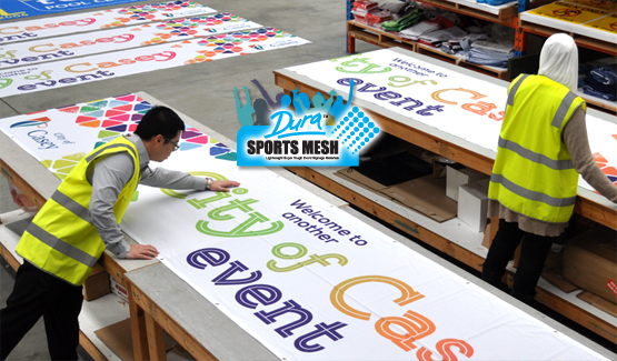 Event signs supplier for city of casey