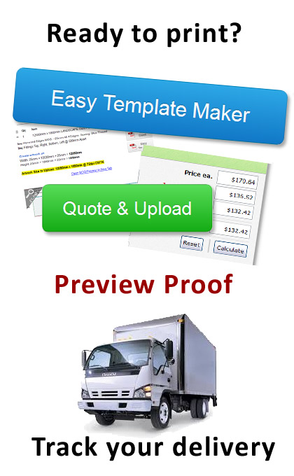 Are you ready to print... simple online tools that mean your orders are easy to create, manage and track.